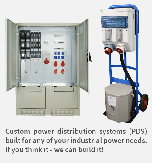 Custom Power Distribution Systems (PDS)