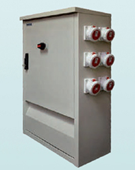 BK40C34MS Side B Power Distribution System (PDS)